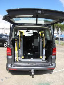TD350L VW Multi Van